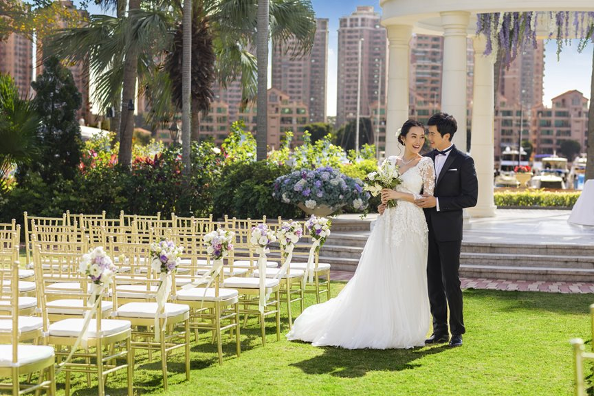 Bring your dream wedding to life at Hong Kong Gold Coast Hotel